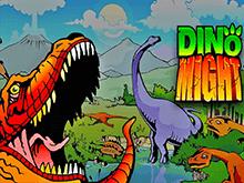 Сложи лучшую комбинацию на слоте Dino Might