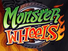 Играй онлайн или в мобильной версии в слоте Монстры На Колесах
